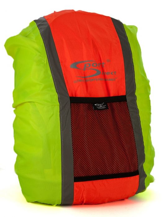 Sport Direct High Visibility Reflective Rucksack Cover