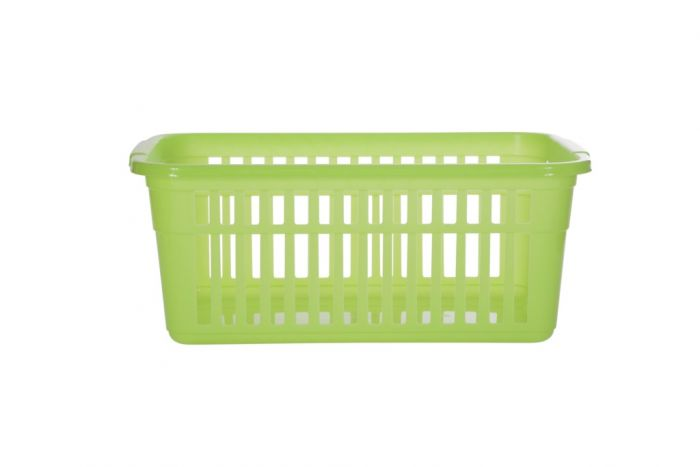 Whitefurze Handy Basket 45Cm Lime Green