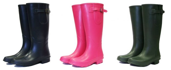 Town & Country Bosworth Green Wellington Boots Size 9