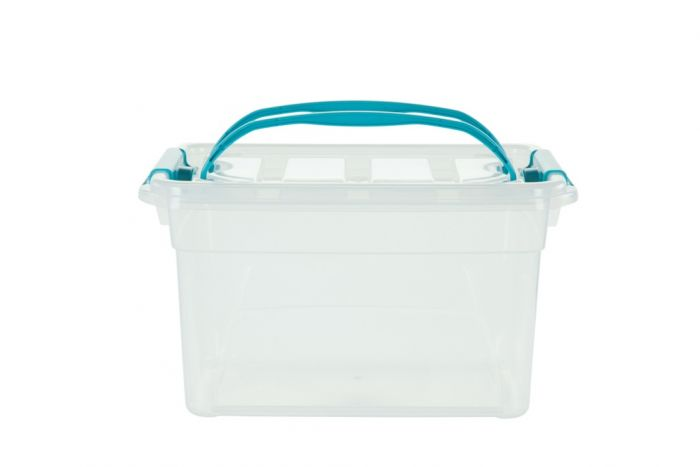 Whitefurze Carry Box With Handles 13 Litre