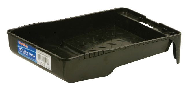 Supadec 4 Inch Paint Tray Black