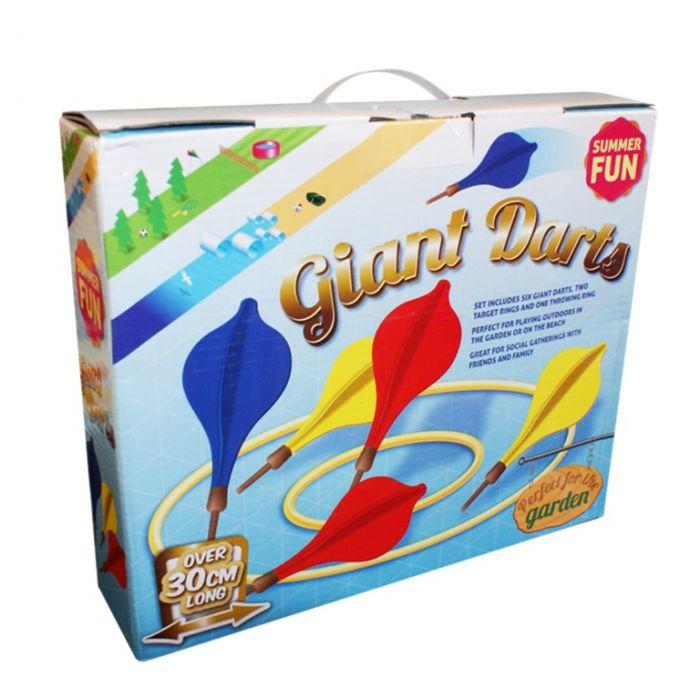Summer Fun Giant Darts Garden Game