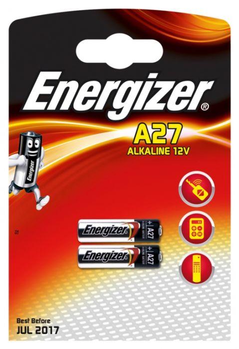 Energizer Alkaline 12V Battery A27