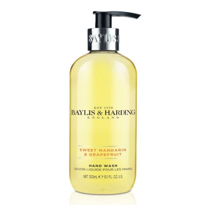 Baylis & Harding Hand Wash 300Ml Sweet Mandarin & Grapefruit