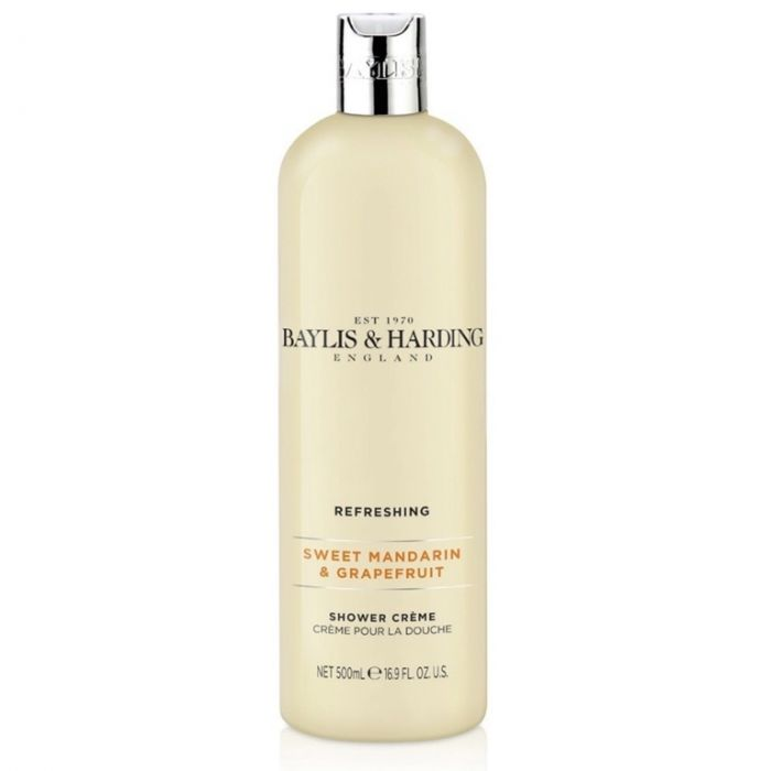 Baylis & Harding Moisturising Shower Cr�Me 500Ml Sweet Mandarin & Grapefruit