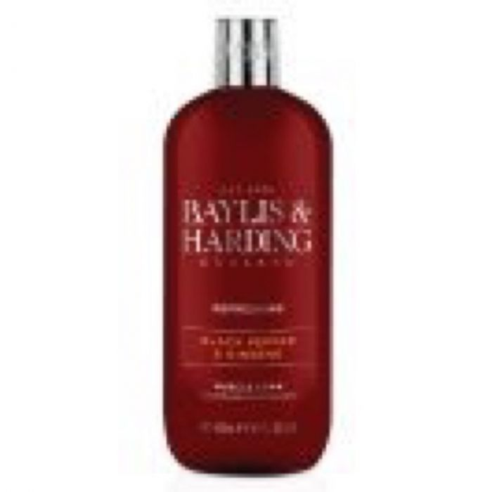 Baylis & Harding Muscle Soak 500Ml Black Pepper & Ginseng