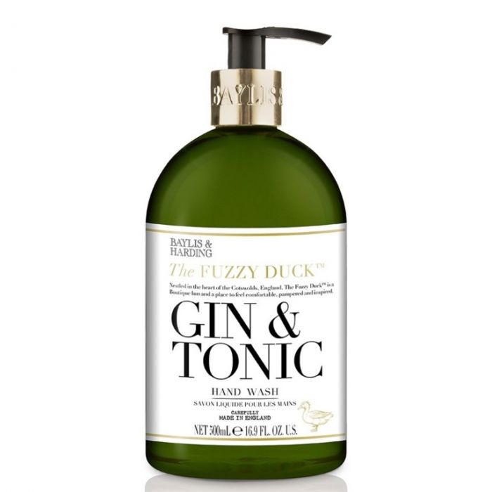 Baylis & Harding The Fuzzy Duck Hand Wash 500Ml Gin & Tonic