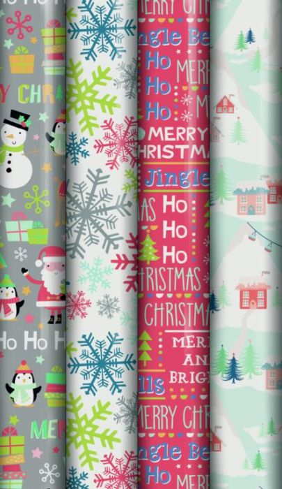 Traditional Wrapping Paper