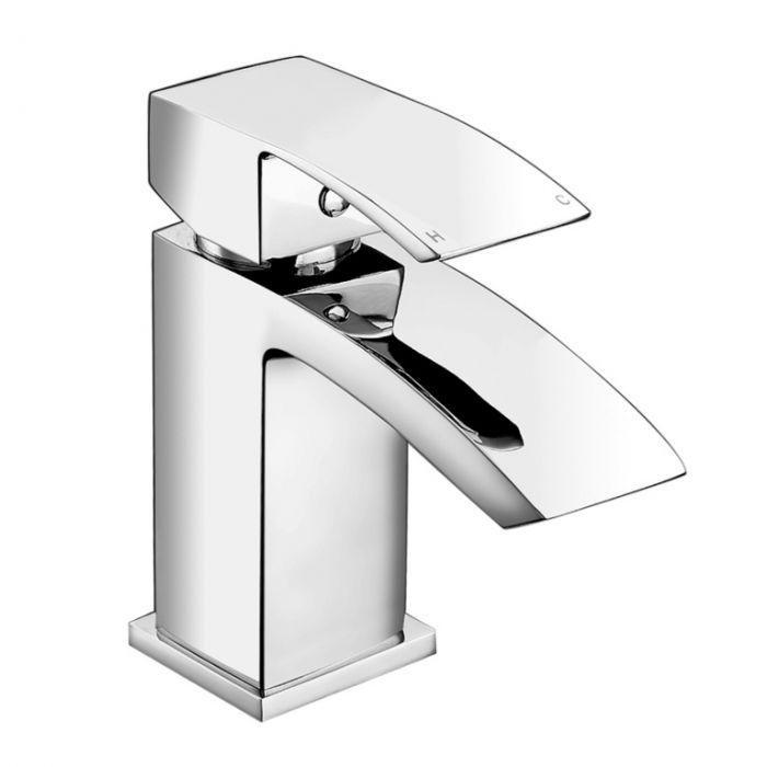 Sp Aero Cloakroom Basin Mixer Tap H: 130Mm D: 102Mm