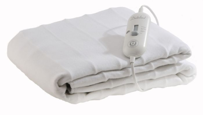Dreamland Cosy Toes Heated Blanket Single