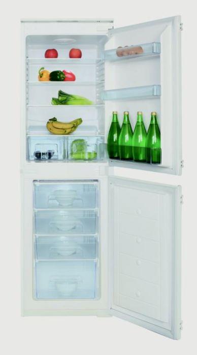 Kitchenplus Built In Combi Fridge Freezer 600Mm