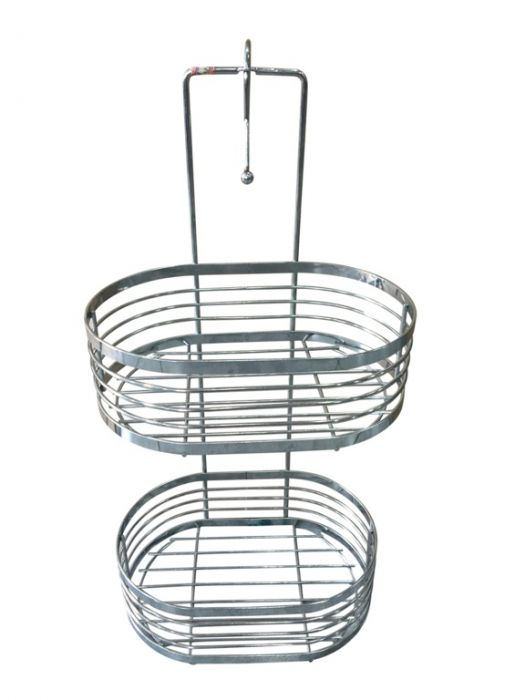 Supahome Bathroom Caddy 2 Tier