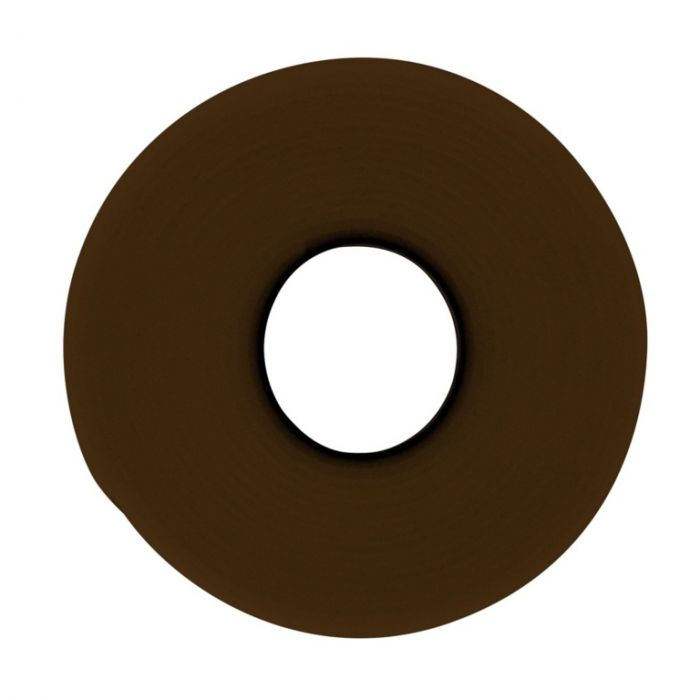 Woodside Self Adhesive Foam Draught Excluder 15M Brown