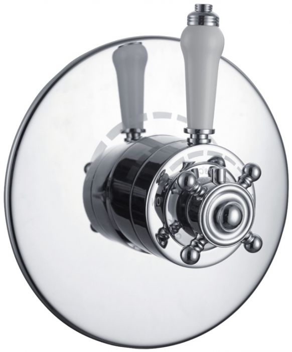 Sp Concealed Thermostatic Shower Mixer Valve