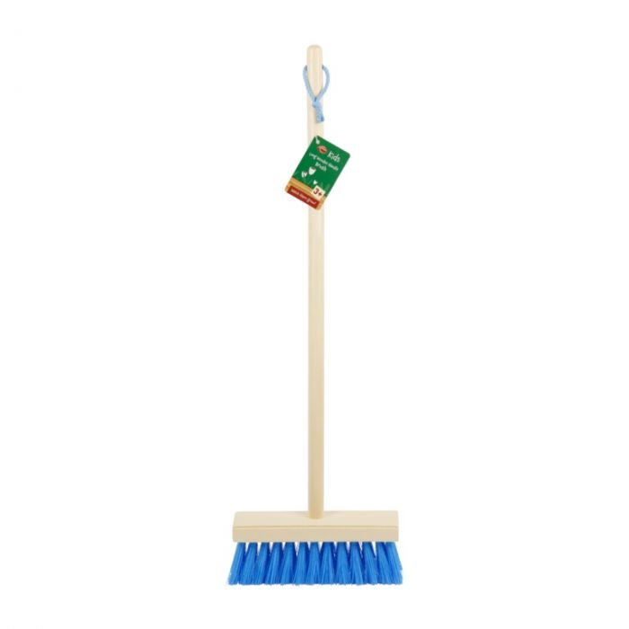 Ambassador Kids Long Wooden Handle Brush 72Cm
