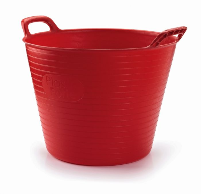 Plasticforte Eco Tub 42L Red