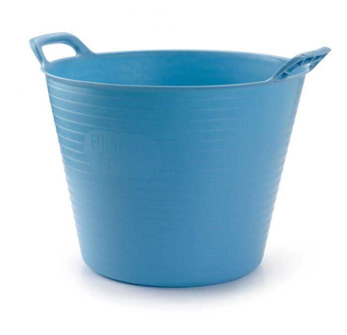 Plasticforte Eco Tub 42L Blue