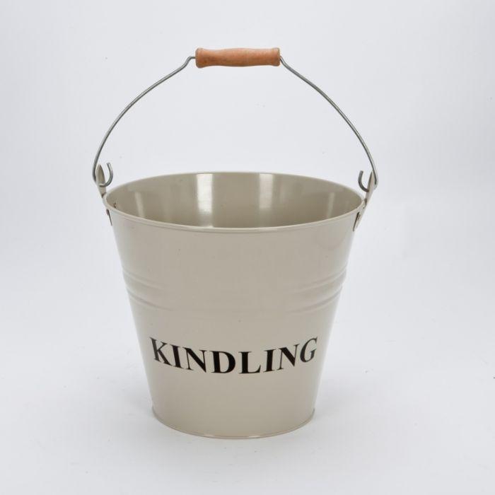 Inglenook Clay Kindling Bucket Premium