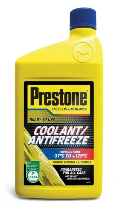 Prestone Ready To Use Coolant 1L