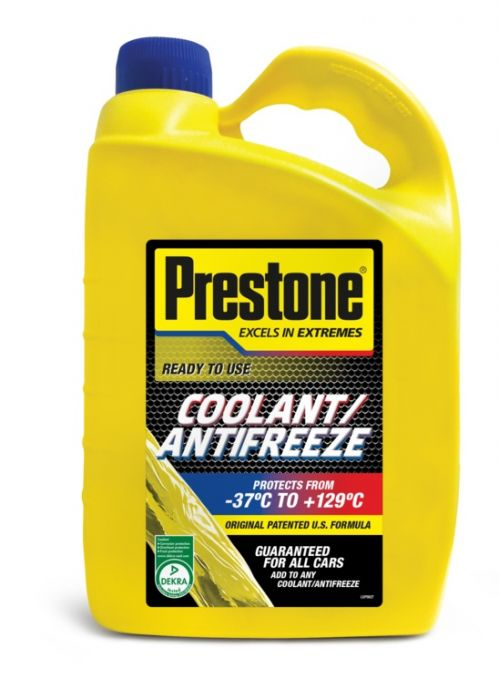 Prestone Ready To Use Coolant 4L