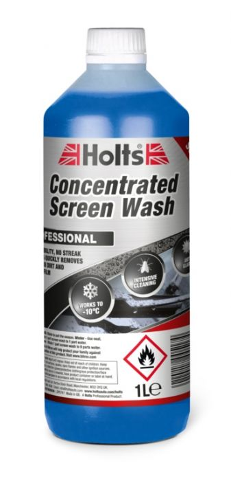 Holts Concentrated Screen Wash 1L
