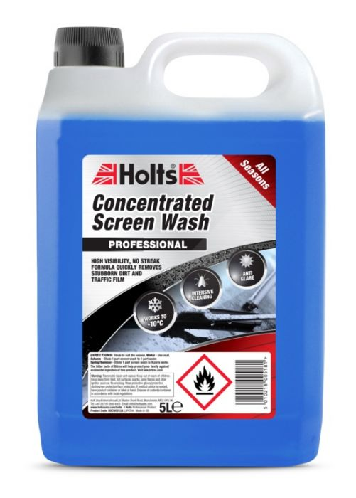 Holts Concentrated Screen Wash 5L