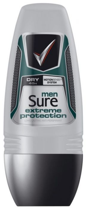 Sure Roll On 50Ml Extreme Men
