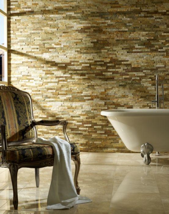 Verona Split Face Wall Tile Oyster