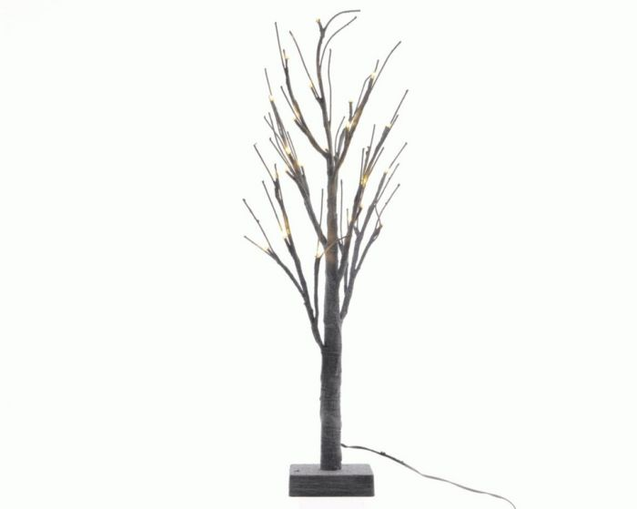 Led Outdoor Grey Chalk Tree