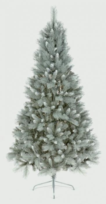 Silver Tip Fir Grey Pvc Silver Tipping