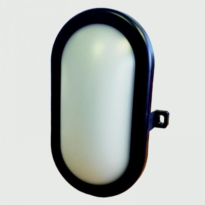 Lyveco Led Bulkhead Ip65 400 Lumens 5W Black