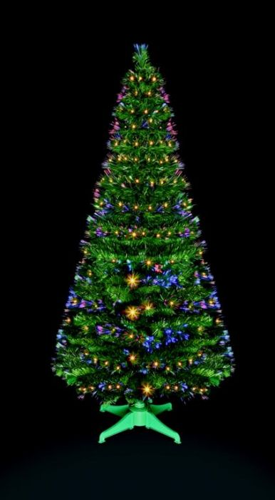 Multi Action Led Tree