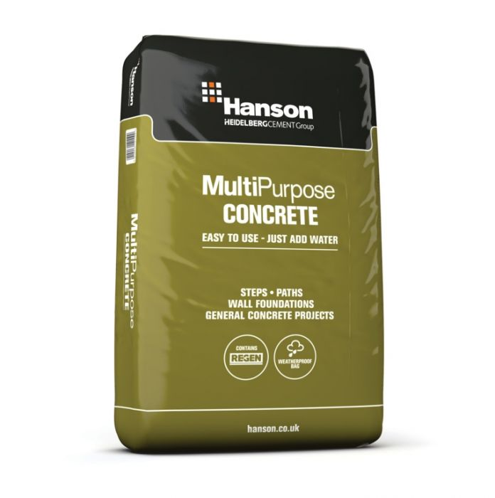 Hanson Multipurpose Concrete Maxi Pack