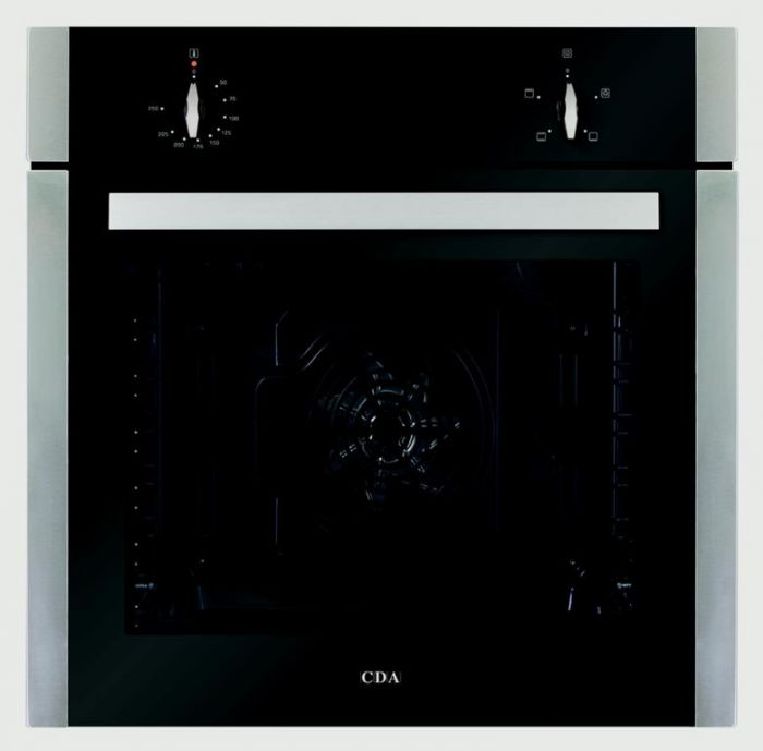 Cda Four Function Electric Fan Oven Stainless Steel