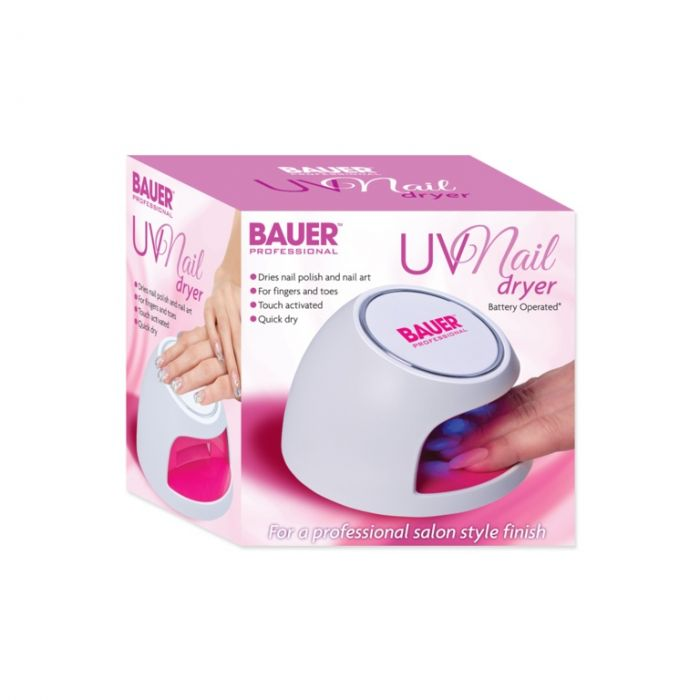 Bauer Uv Nail Dryer Battery Operated