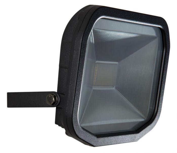 Luceco Slim Floodlight 5000K 1800Lm Black