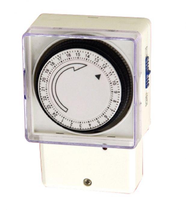 Bg Mechanical Immersion Heater Timer 24 Hour