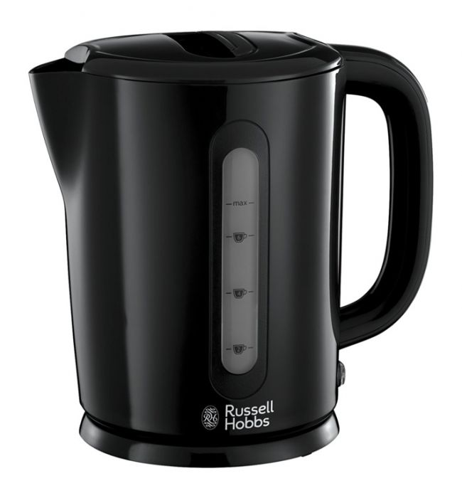 Russell Hobbs Black Kettle 2200W 1.7L