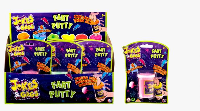 Jokes & Gags Noise Putty