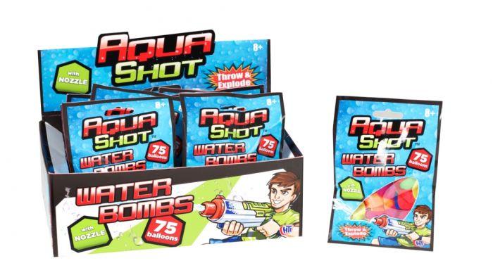 Aqua Shot Waterbomb Nozzle