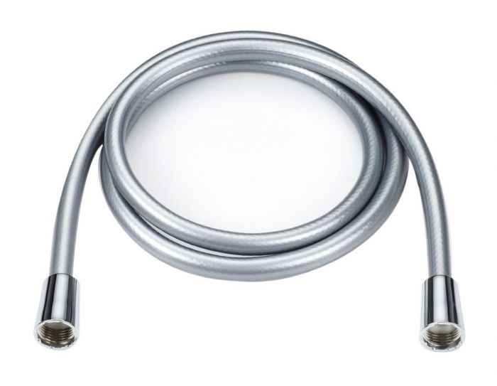 Blue Canyon Pvc Shower Hose 1.5M Silver