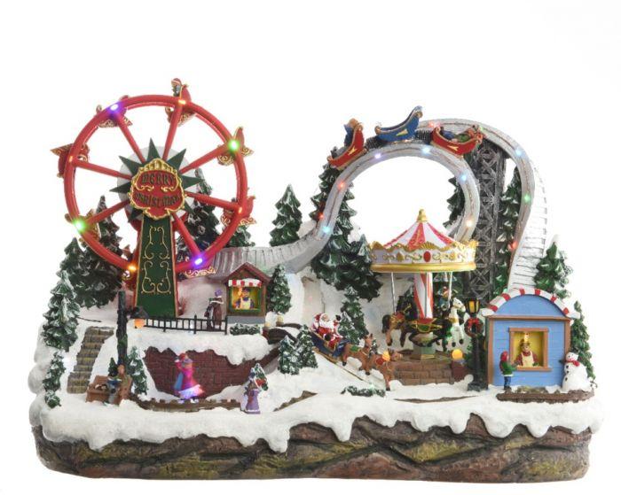 Led Christmas Fairground