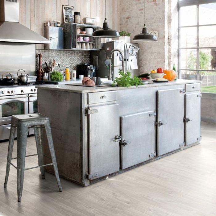 Quickstep Livyn Balance Flooring 2.105M2 Canyon Oak Grey 1251Mm X 187Mm X 4.5Mm