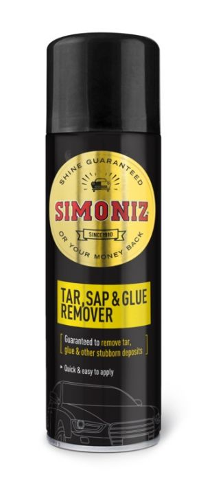 Simoniz Tar Sap Glue Remover 300Ml