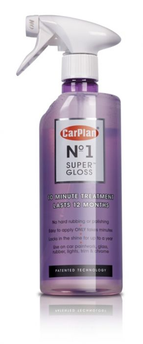 Carplan No1 Super Gloss 600Ml