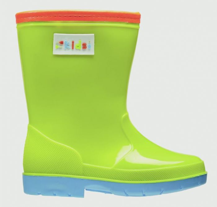 Briers Kids Bright Boot Size 6