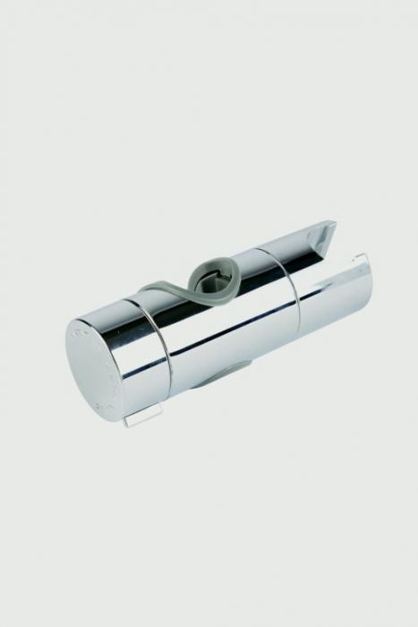 Croydex Riser Rail Slider Chrome