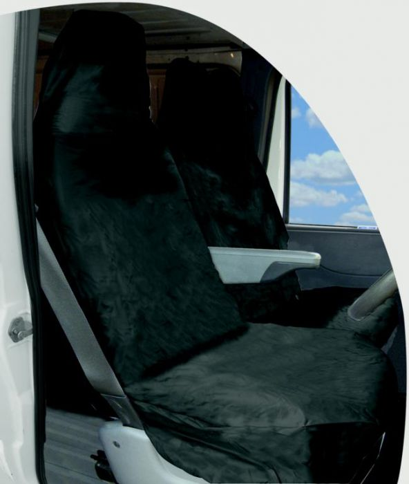 Streetwize Heavy Duty Van Seat Covers Black