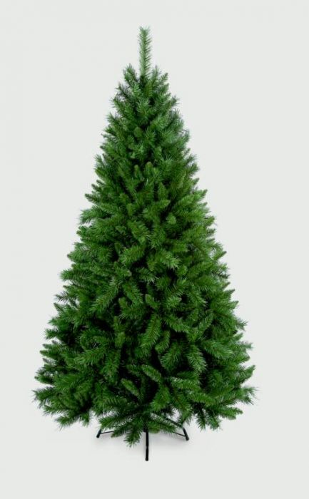 Majestic Noel Pine Tree Green