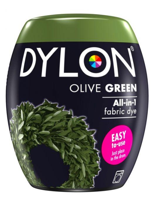 Dylon Machine Dye Pod 34 Olive Green